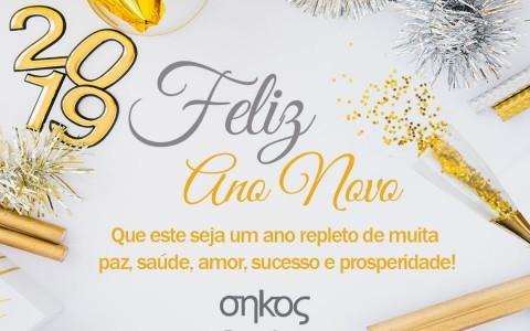 Feliz Ano Novo! 2019!