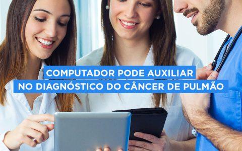 Computador pode auxiliar no diagnóstico do câncer de pulmão
