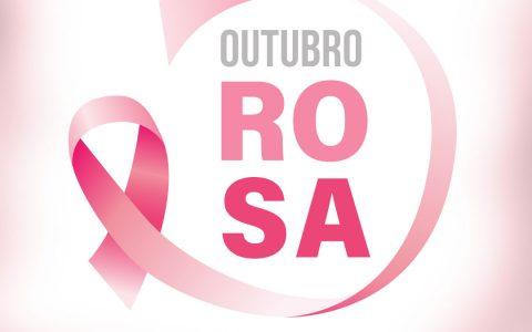 Esse é o mês do Outubro Rosa