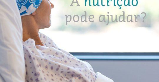 A NUTRIÇÃO IRÁ AUXILIAR A MANTER UM BOM ESTADO NUTRICIONAL